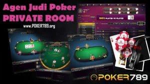 Judi Online Poker Private Room