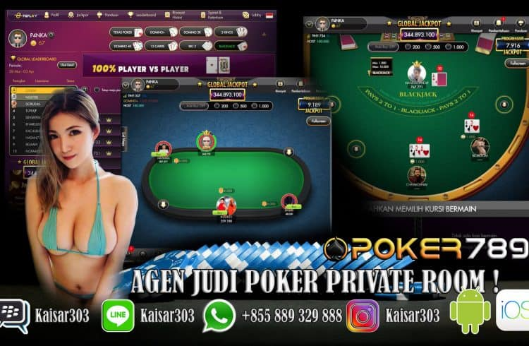 Games Ahli Poker Private Room